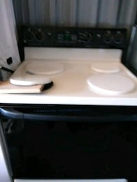white and black induction range oven Knoxville, 37923