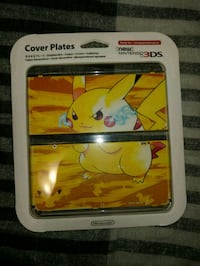 For New Nintendo 3DS Yellow Cover plates Toronto, M6L 1A4