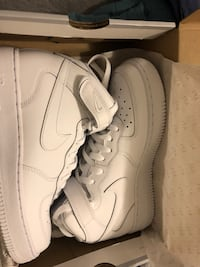 Nike Air Force 1s, never wore Pearland, 77581