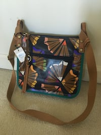 NEW Fossil multicolor purse Germantown, 20874