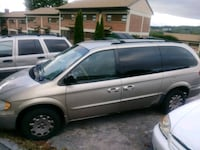 Chrysler - Town and Country - 2002 Worcester