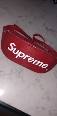 Louis Vuitton Supreme Belt Bag Chicago, 60661