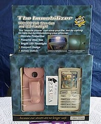 the immobilizer self defense for ladys