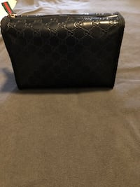 Gucci make up bag