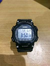 Casio W-736H Watch