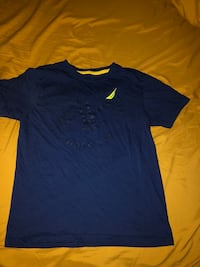 Dark blue nautica shirt  Woodbridge, 22192