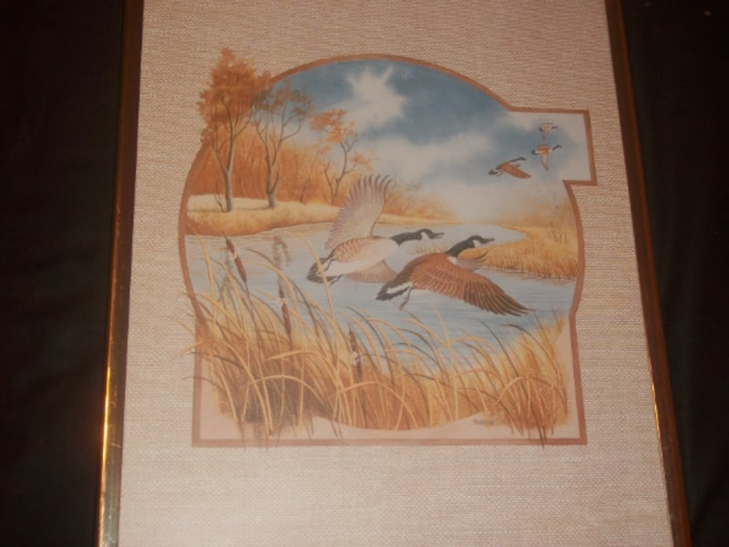 GEESE POND WALL PAINTING BY RAVASIO d5136ec2-9e39-4002-9d86-5ef42e93c54d