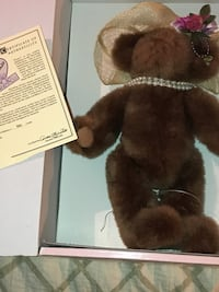 Annette Funicello Teddy Bear named Pearl