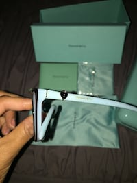 Brand new Tiffany frames. Never used. No prescription in them Henderson, 89074
