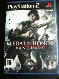 PS2 Medal of Honor Vanguard Barcelona, 08003