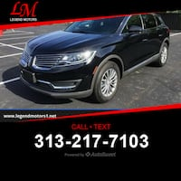2016 Lincoln MKX Select Highland Park