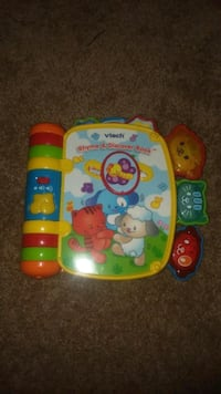 Vtech Rhyme & Discover Book Waldorf, 20602