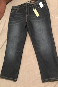 Women's size 18 W Jeans new tags on Holbrook, 11741
