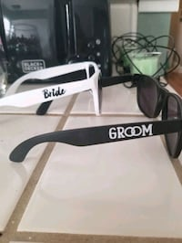 Bride and Groom sunglasses Antelope, 95843