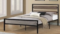 Twin bed frame + mattress NEW! La Mesa, 91942