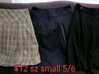 Sz 5/6 for women bundle  Stockton, 95207