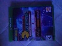 Pac-Man Xbox One game case