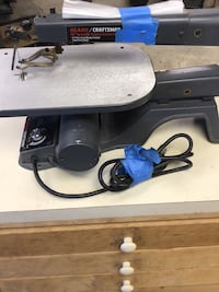 White and blue electric sewing machine Livermore, 94550