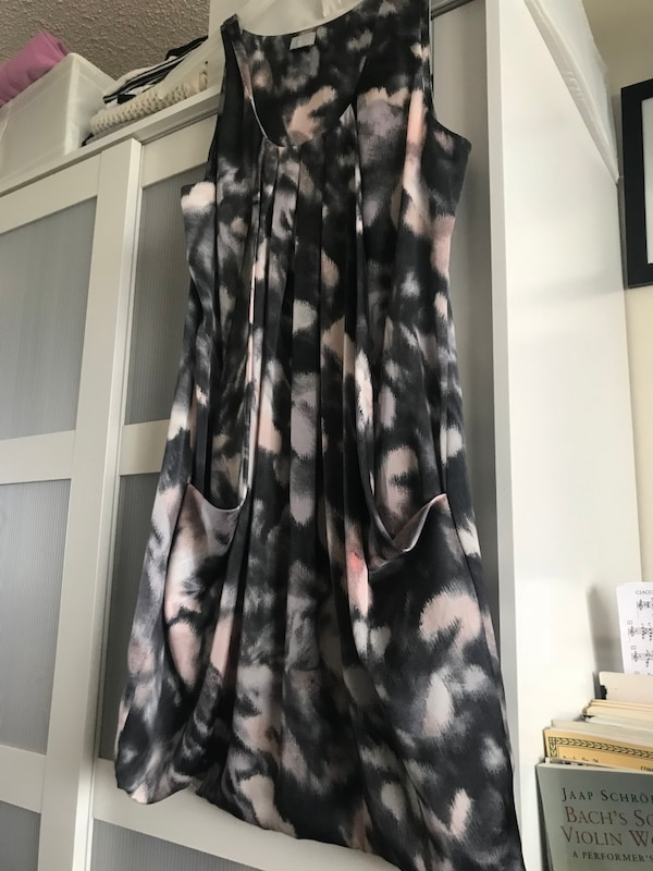 Printed dress. Size 12