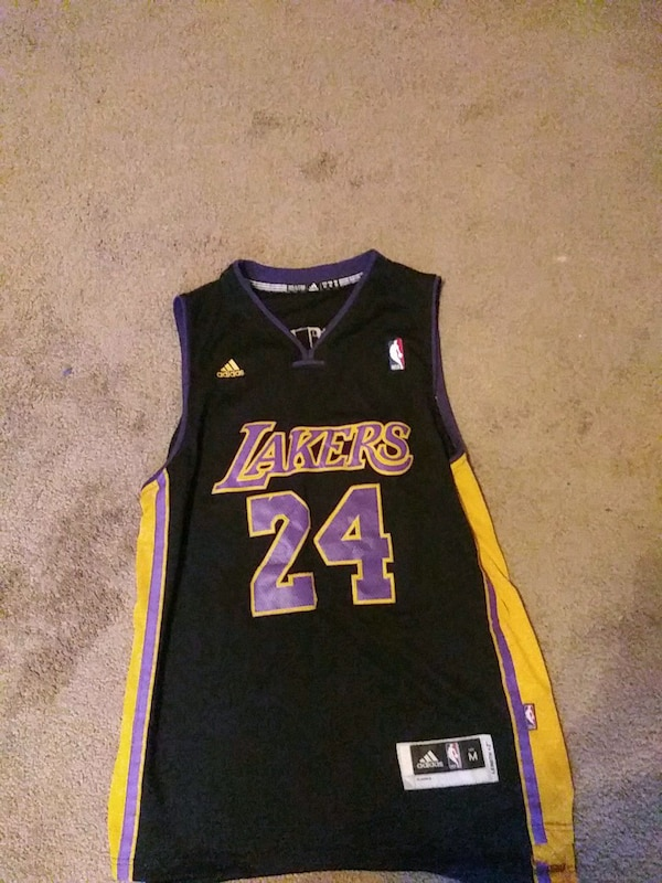 945312868bae Used Kobe Bryant jersey number 24 for sale in Canton - letgo