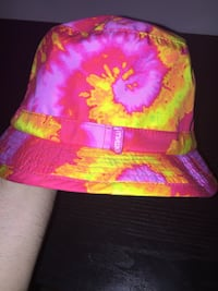 pink, yellow, and green knit cap Derwood, 20855