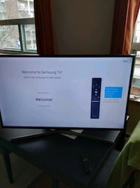 "SAMSUNG ULTRA HD SMART TV - 40"" Hamilton, L8S"