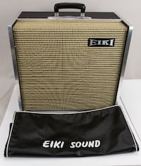 EIKI Sound Portable Speaker w Cover