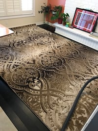 Gold and Brown Area Rug Brampton, L6S 5V8