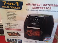 Rotisserie oven, dehydrater. Microwave, toaster oven.  Oshawa, L1J
