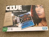 Clue (Board Game) Indianapolis, 46240