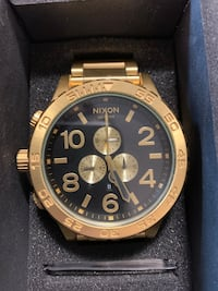 Nixon 51-30 Chrono watch  Edmonton, T6R