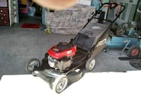 red and black push mower South El Monte, 91733