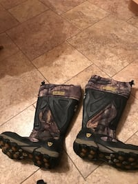 Scent blocker hunting boots size 12 Smithsburg, 21783