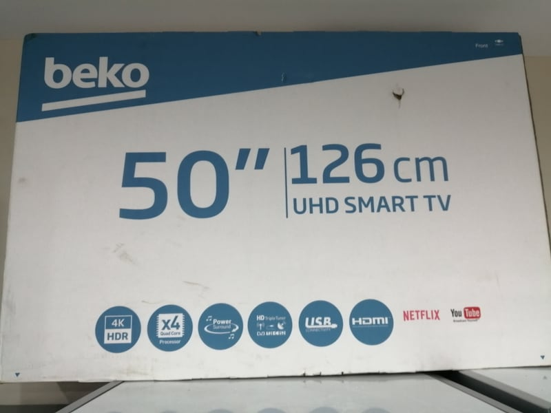 Beko 126 Ekran 4K UHD Smart TV 0