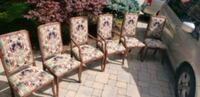 6 Dining room chairs Markham, L3S 4E8