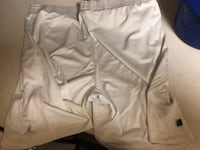 White XL Jordan shorts Edgewood