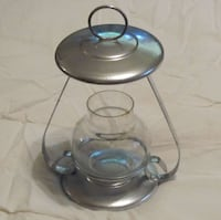 Vintage metal candle holder Springfield, 65802