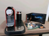 NESPRESSO coffee maker  Cambridge, N3H 0A9