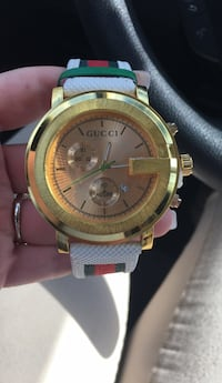 Gucci gold watch  Frederick, 21703
