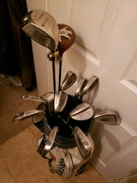 Left handed Macgregor Masters Irons full set Toronto, M1G 1H8