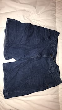 women's blue denim shorts Montréal, H3L 2P5