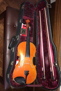 Full size Stradivarius violin