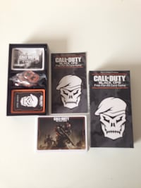 Call of Duty Black Ops Free-For-All Card Game  Edmonton, T5H 2T7