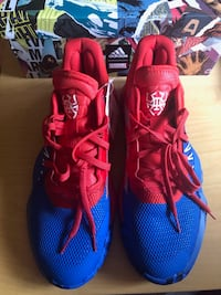 Donovan Mitchell shoes size 11