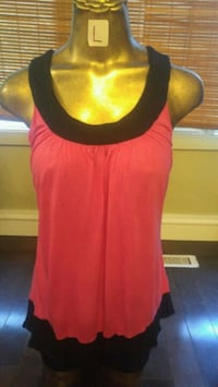 women's red sleeveless dress Winnipeg, R2L 0X1