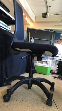 Black office chair Mission Viejo, 92692
