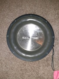 Eclipse 8815OTI Rare! 15 inch subwoofer   Inver Grove Heights, 55077