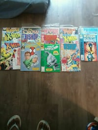 Comic books  Zanesville, 43701