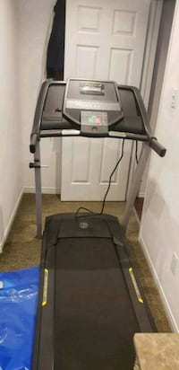 black and gray automatic treadmill Richmond Hill, L4C 0K7