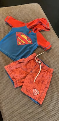BabyGap Superman Swim Set 18-24M Midwest City, 73110
